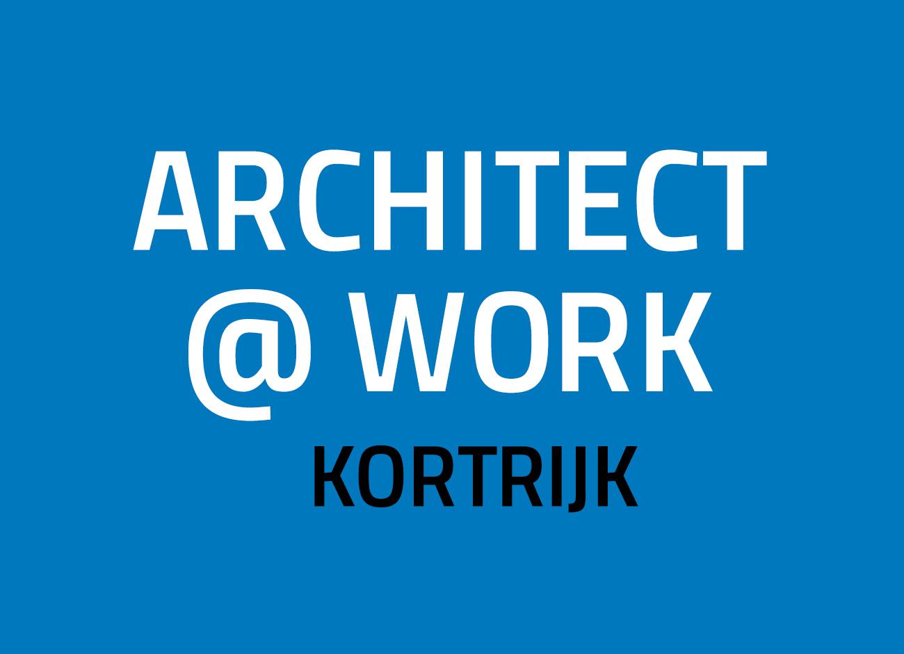 Kortrijk (Belgien) beherbergt die neue Ausgabe von A@W
