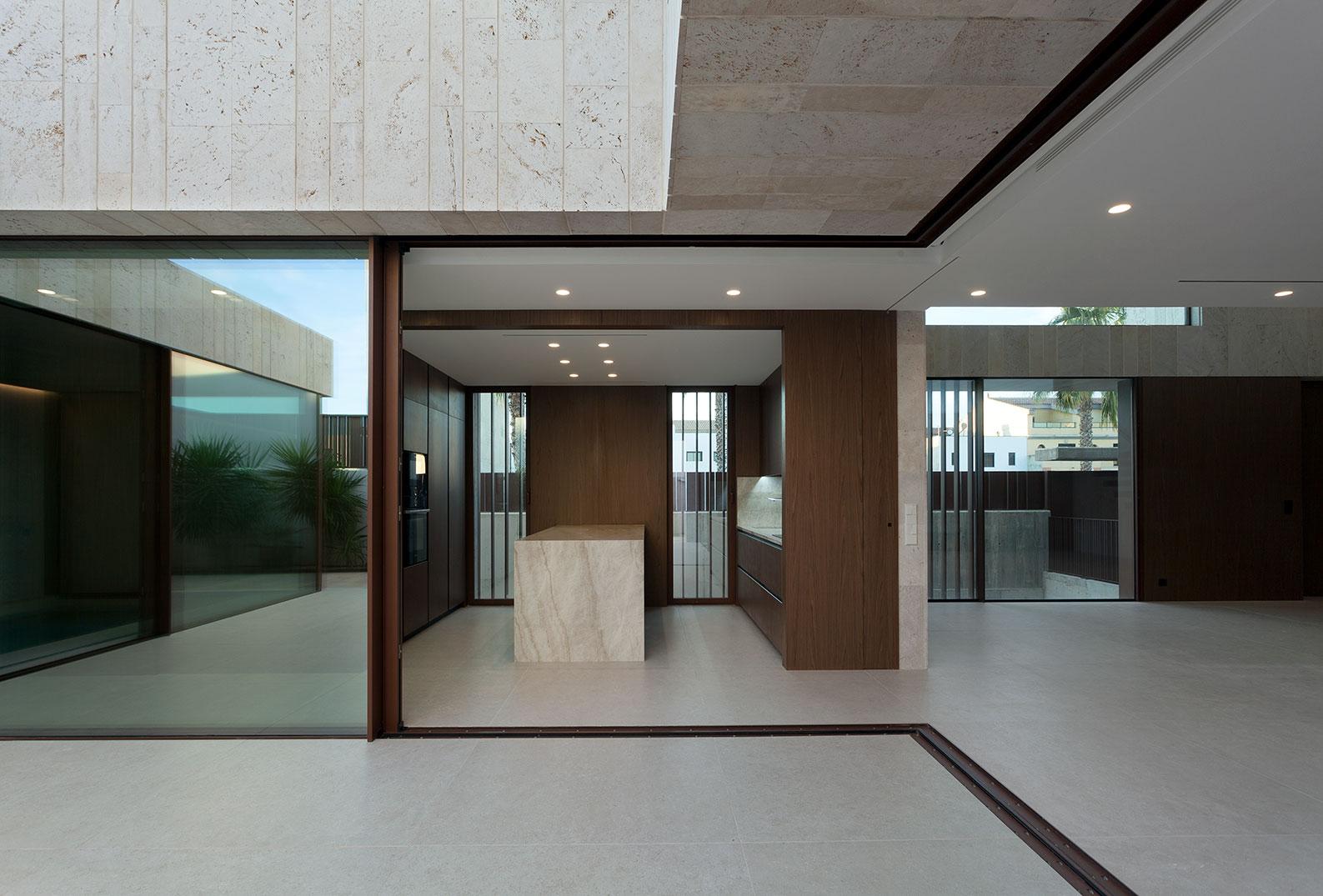 Proyecto Casa Alquería de Antonio Altarriba