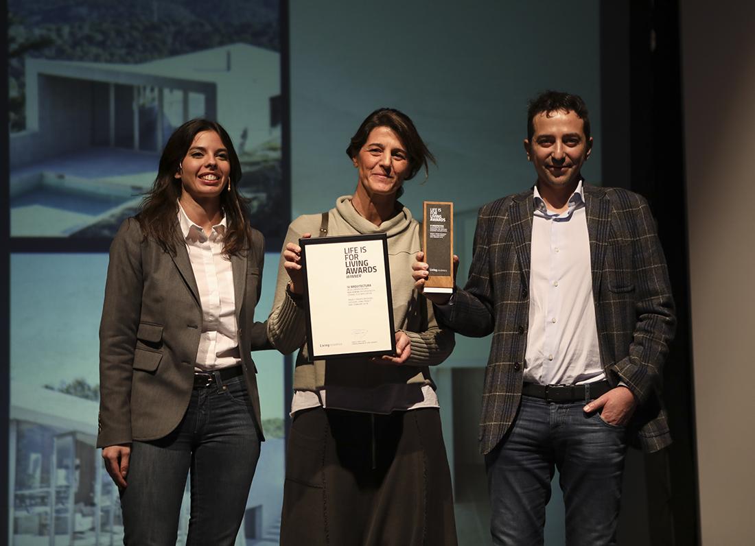 Presentamos al ganador de Life is for Living Awards en nuestro evento de febrero.