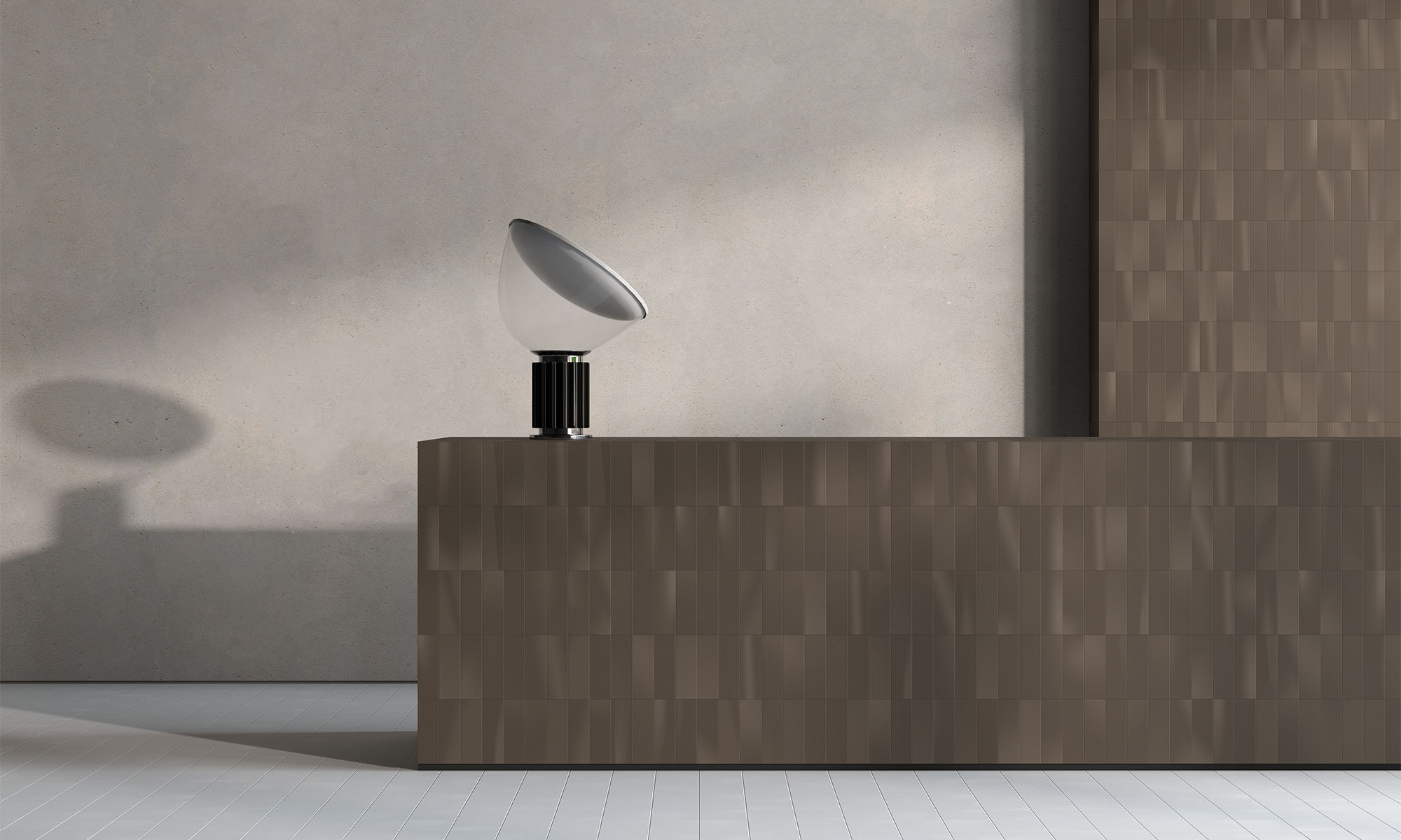 Balance, the wall and floor tiles collection designed by Víctor Carrasco