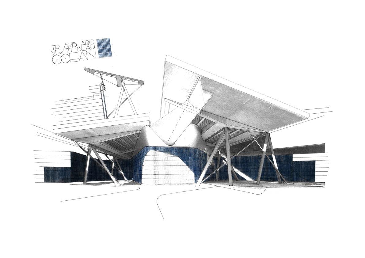 El concurso Living Sketch de la Cátedra Living Architecture de la UPV da a conocer a los ganadores