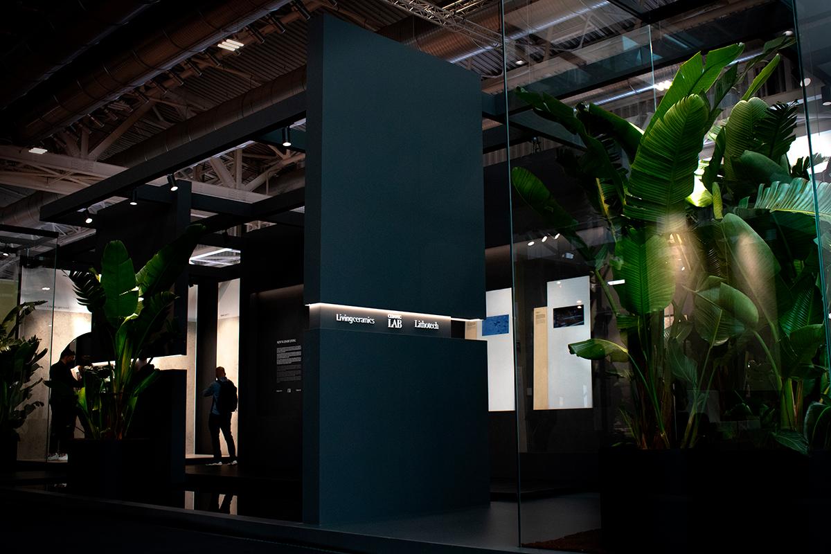 Livingceramics gana el ADI Booth Design Award 2021